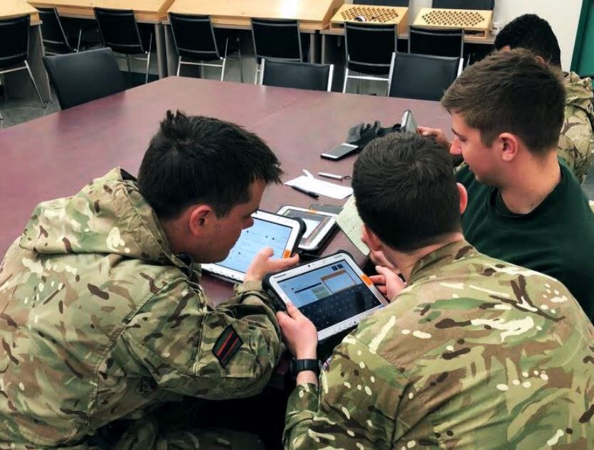 Uk Ministry Of Defence Extends Contract With 4c Strategies For