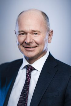 Micael Johansson, President and CEO of Saab.
