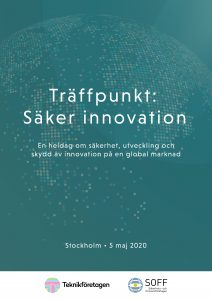 Program: Träffpunkt Säker innovation